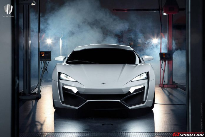 Production-Ready Lykan Hypersport Coming in November