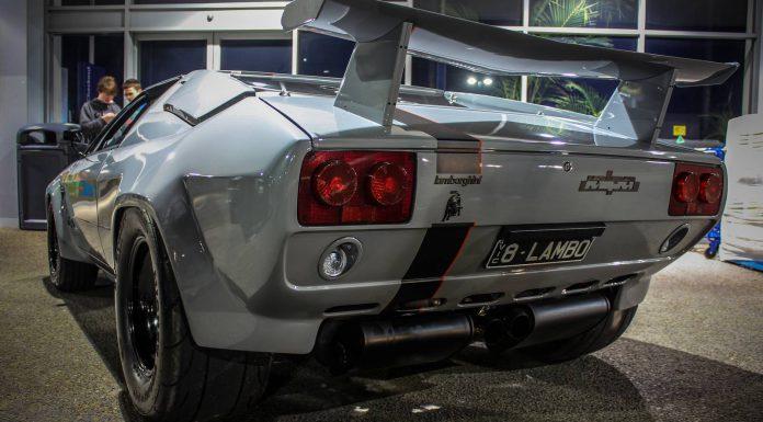 Gallery: 600hp Australian Lamborghini Jalpa by J Brezic Photography