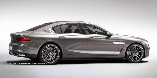 Render: BMW 8-Series Gran Coupe by Theophilus Chin