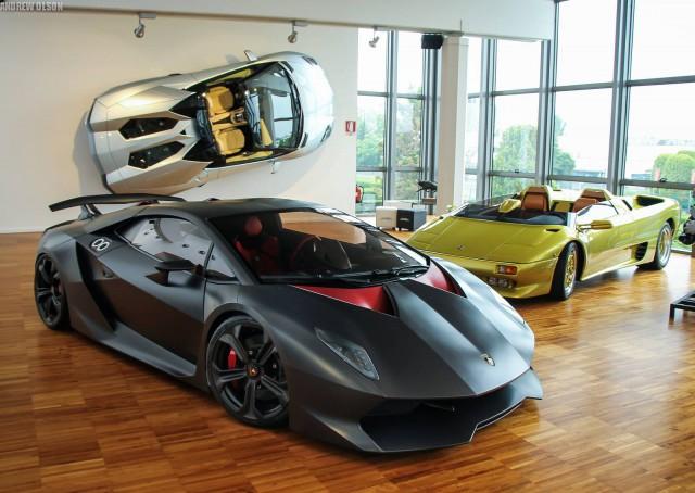 Photo Of The Day: Lamborghini Sesto Elemento by Countach Fan
