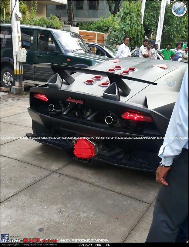 Overkill: Indian Lamborghini Sesto Elemento Replica