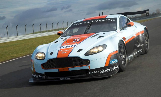For Sale: Lola-Aston Martin B09/60 and Aston Martin V8 Vantage GTE