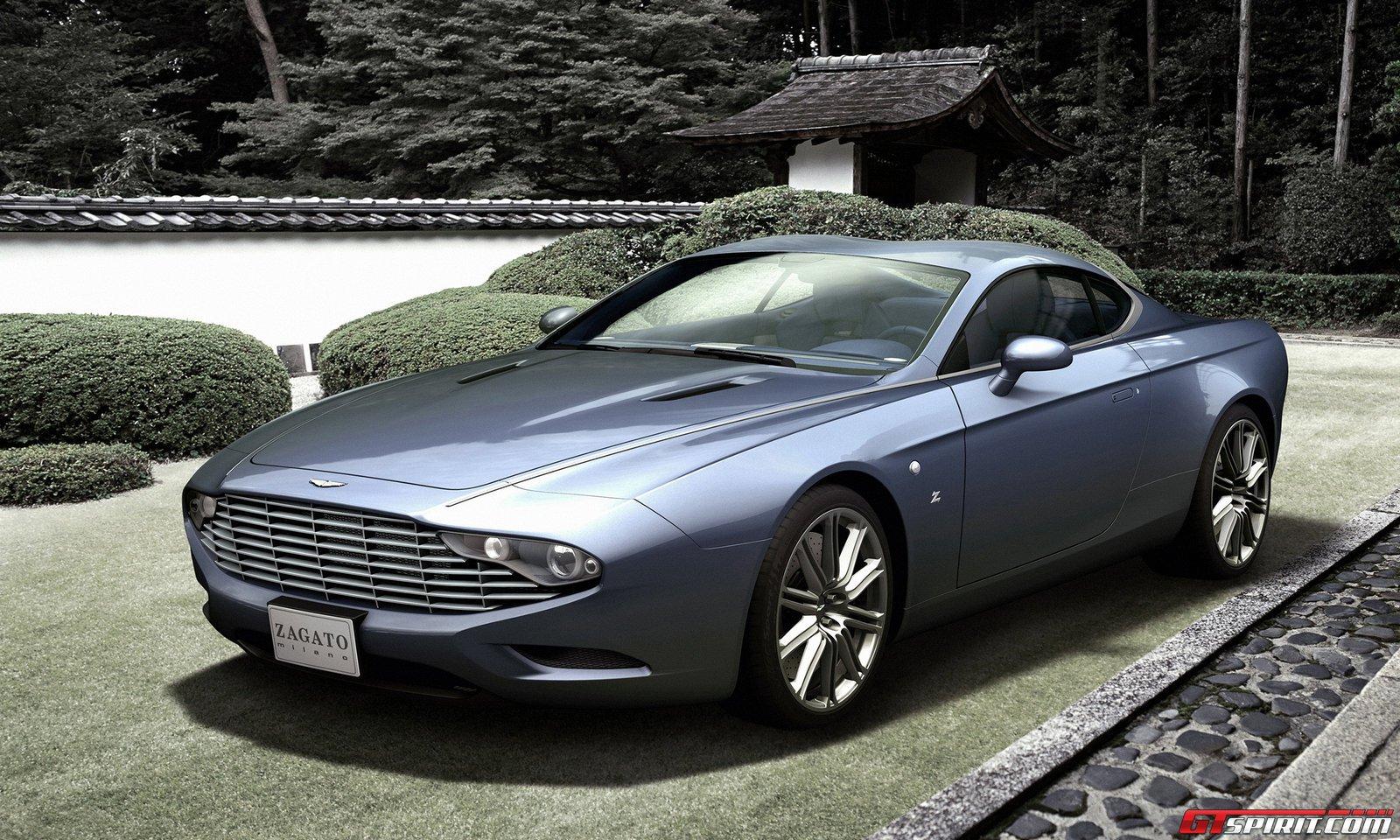 Aston Martin Vanquish New Images Revealed | Auto Design Tech