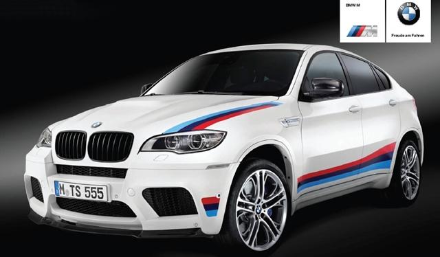 Official: 2014 BMW X6 M Design Edition