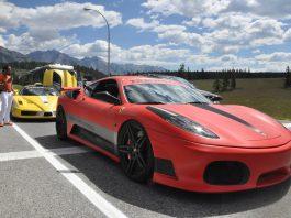 Broken Novitec Ferrari