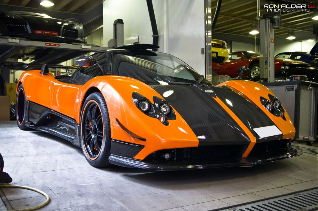 Gallery: Pagani in Hong Kong by Ron Alder W Photography