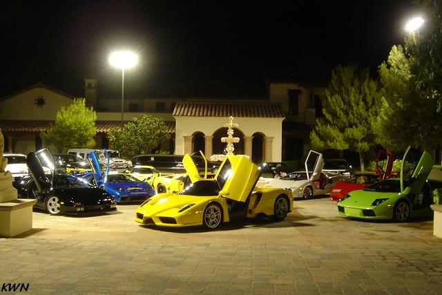 Gallery Impressive Las Vegas Supercar Garage Gtspirit