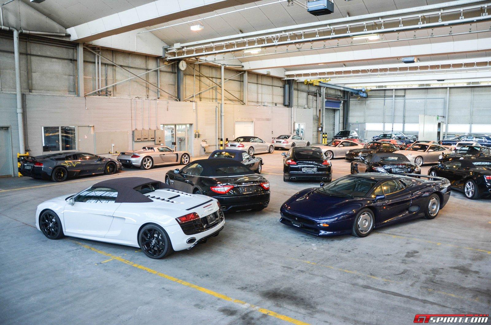 Benvenutiallangolo Luxury Car Garage Images