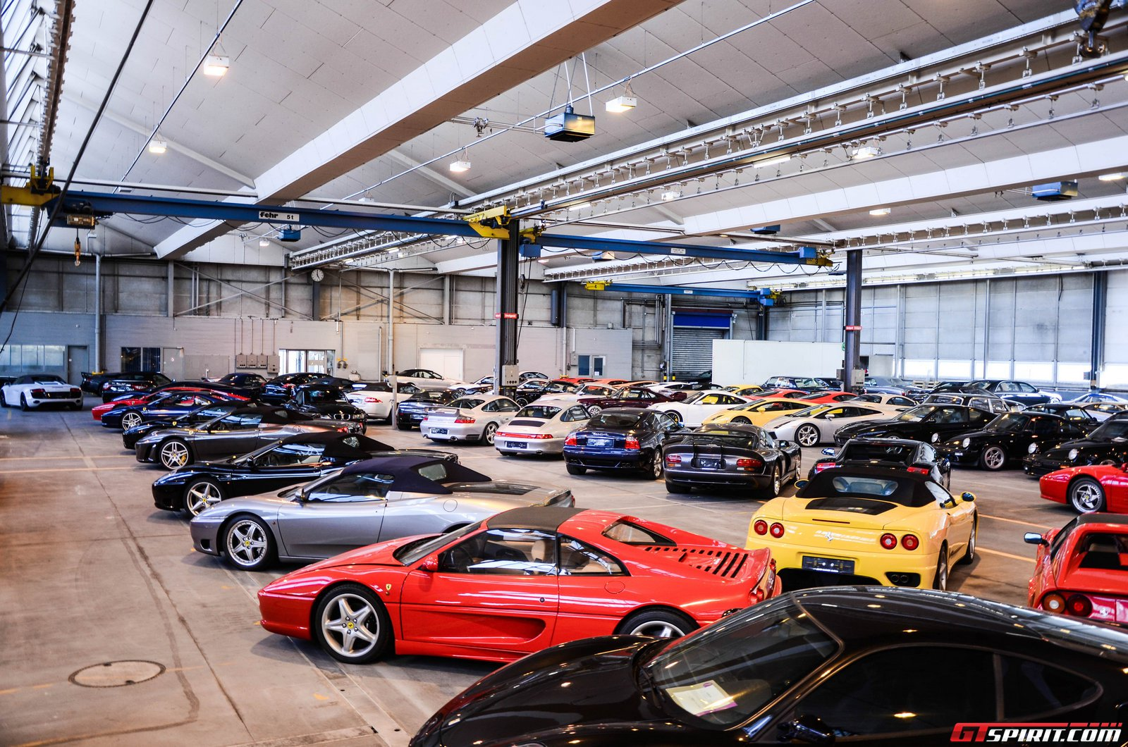 GTspirit Visits Elite Garage Part GTspirit - Sports cars garage