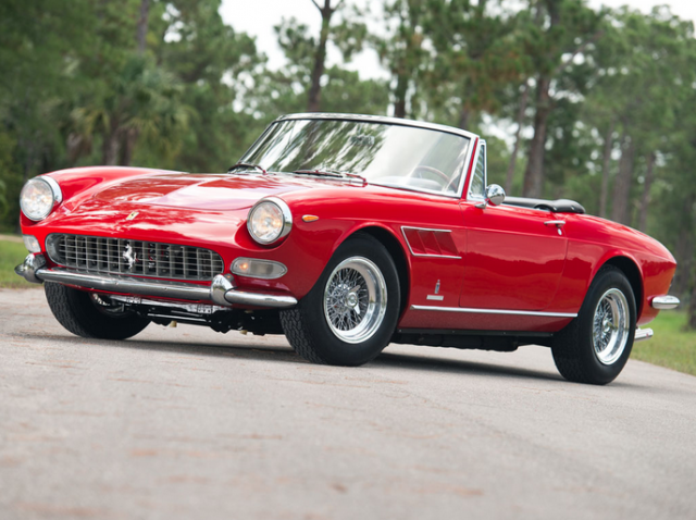 1965 Ferrari 275 GTS by Pininfarina