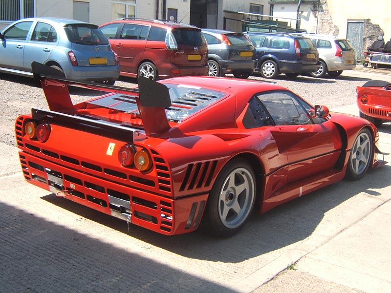 288 GTO for Sale 8