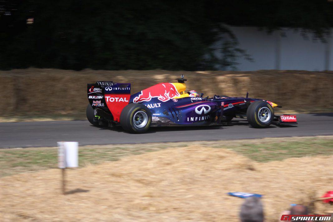 Goodwood 2013 Modern F1