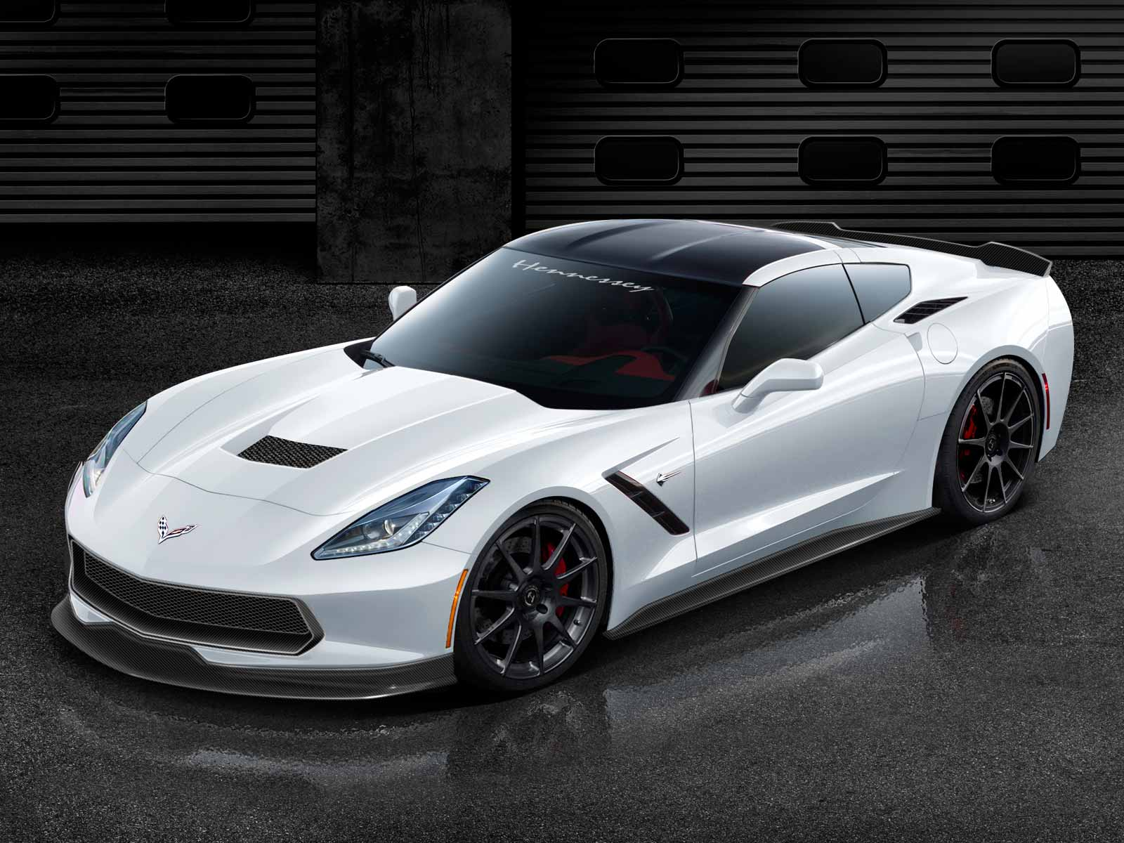 Official: Hennessey Performance Corvette Stingray Upgrades
