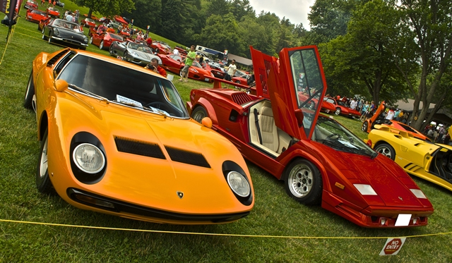 Gallery: Supercars at Italian Car Day by Mack Katzel