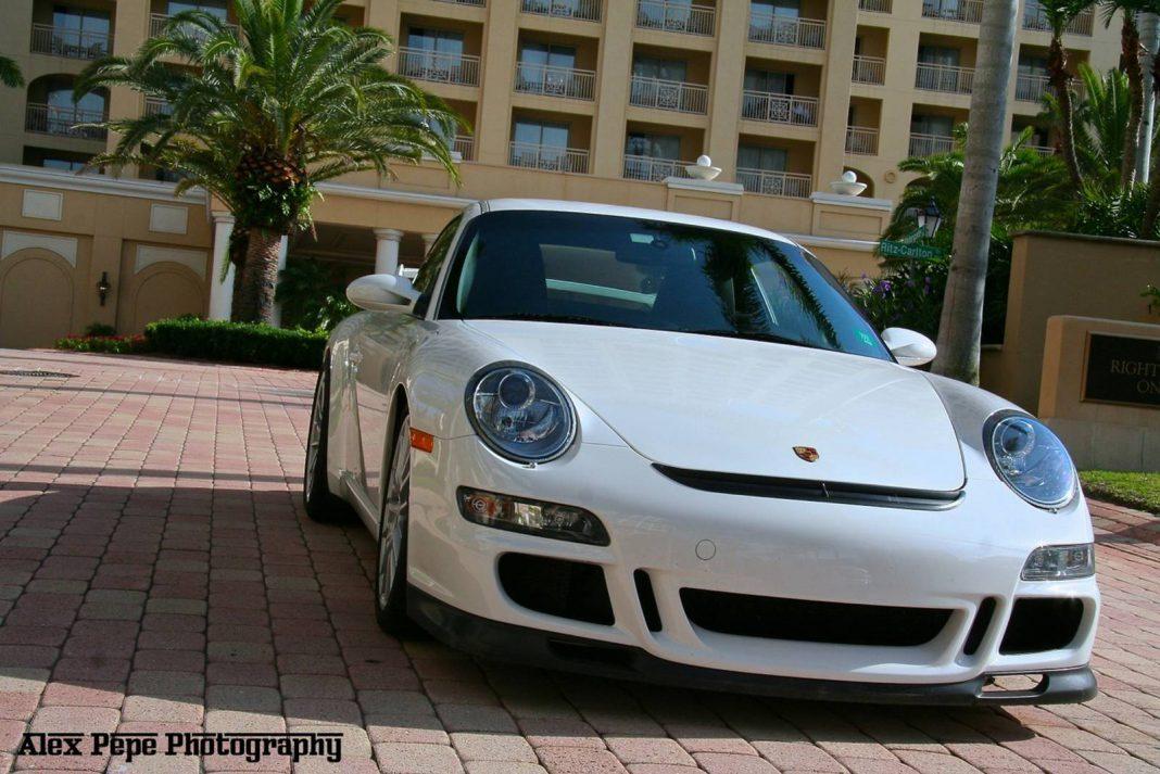 Gallery: Porsche 997 911 GT3 by Alex Pepe
