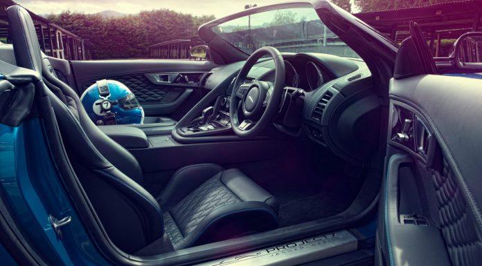 Official: Jaguar F-Type Project 7 Speedster Design Concept