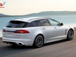 Render: 2015 Jaguar XFR-S Sportbrake
