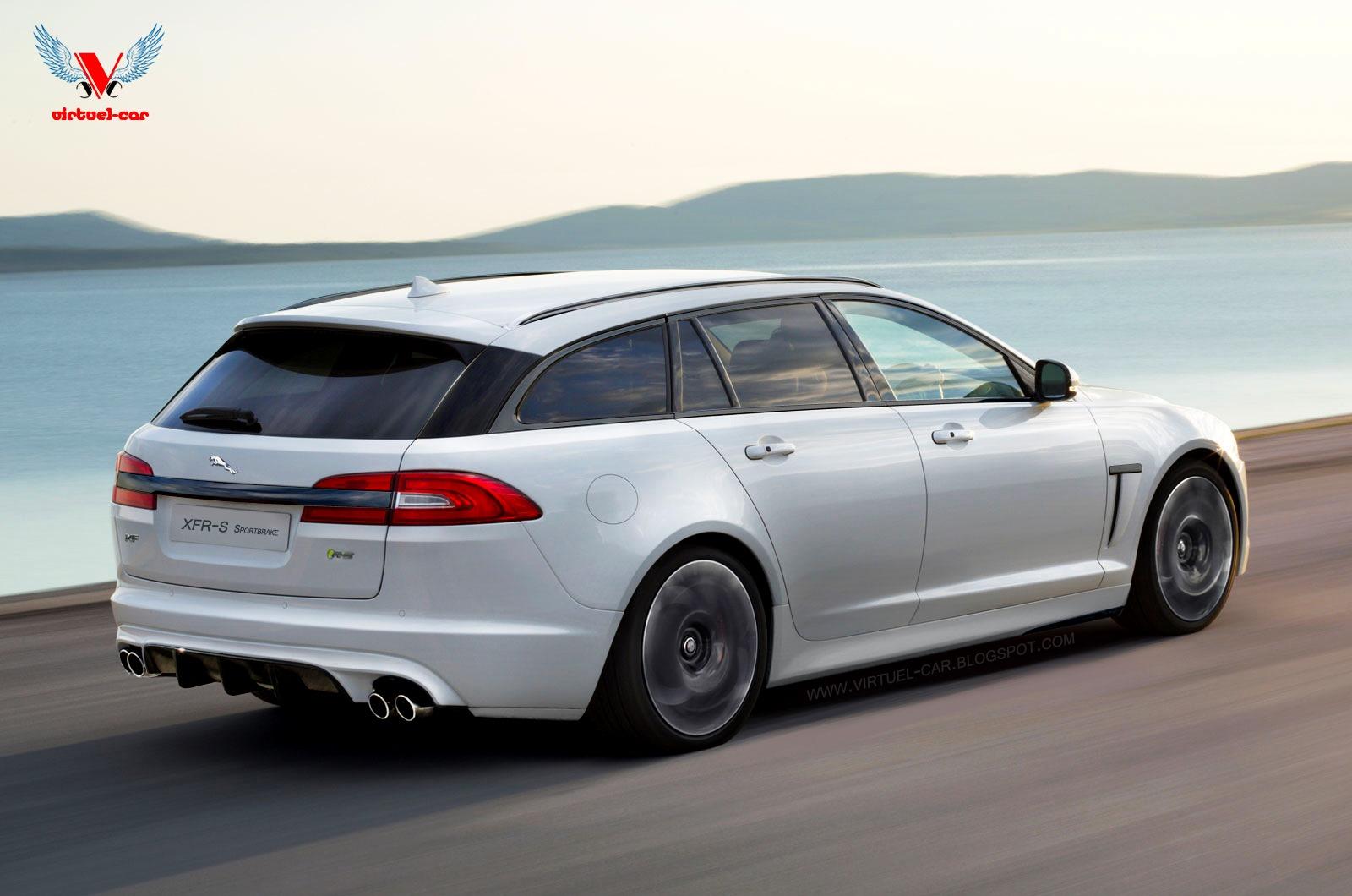Jaguar xfr s sportbrake - photo#6