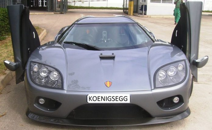 For Sale: Only Koenigsegg CCXR in South Africa