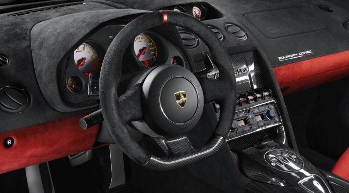 Lamborghini Gallardo LP 570 4 Squadra Corse