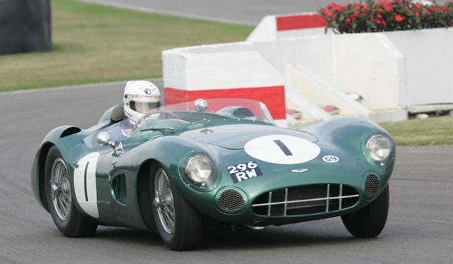 Aston Martin Celebrates Centenary at Brands Hatch