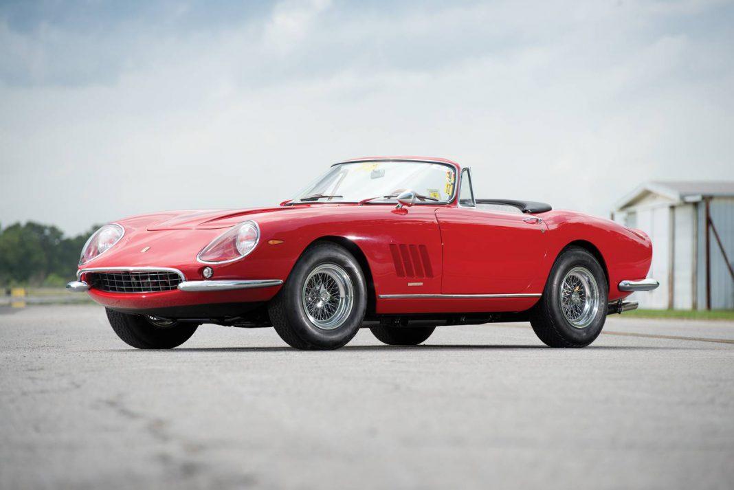 Ferrari 275 GTB/4 NART Could Fetch $17 Million at Monterey