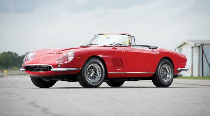Ferrari 275 GTB/4 NART Could Fetch $17 Million at Monterey