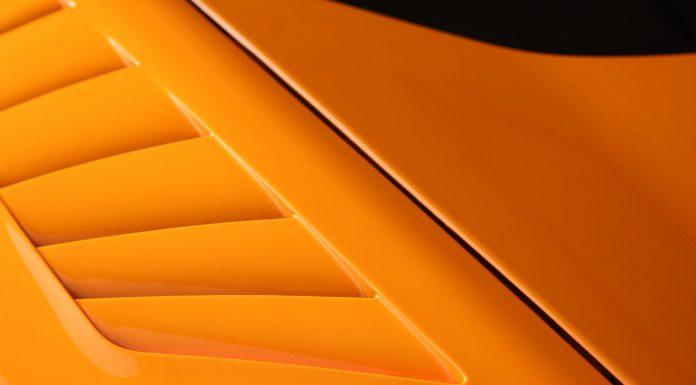 McLaren 12C GT Sprint Vents