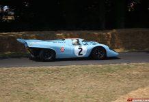 Porsche Le Mans Heritage at Goodwood