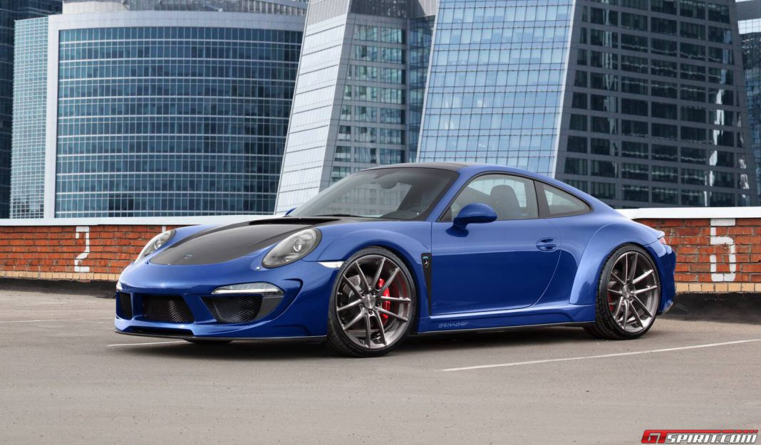 Porsche 991 Carrera Stinger by TopCar