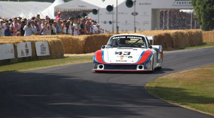 Porsche Le Mans Heritage at Goodwood