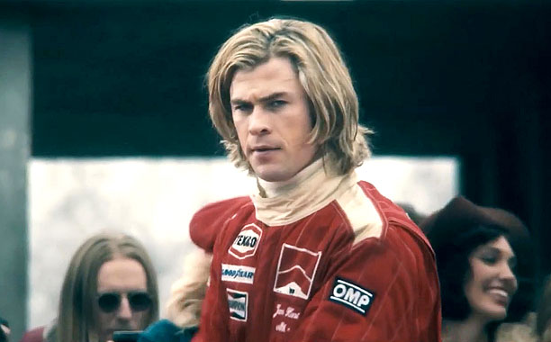 Video new rush trailer highlights james hunt the 1970s formula 1 epic rush has released a new trailer today highlighting chris hemsworths performance as james hunt voltagebd Gallery