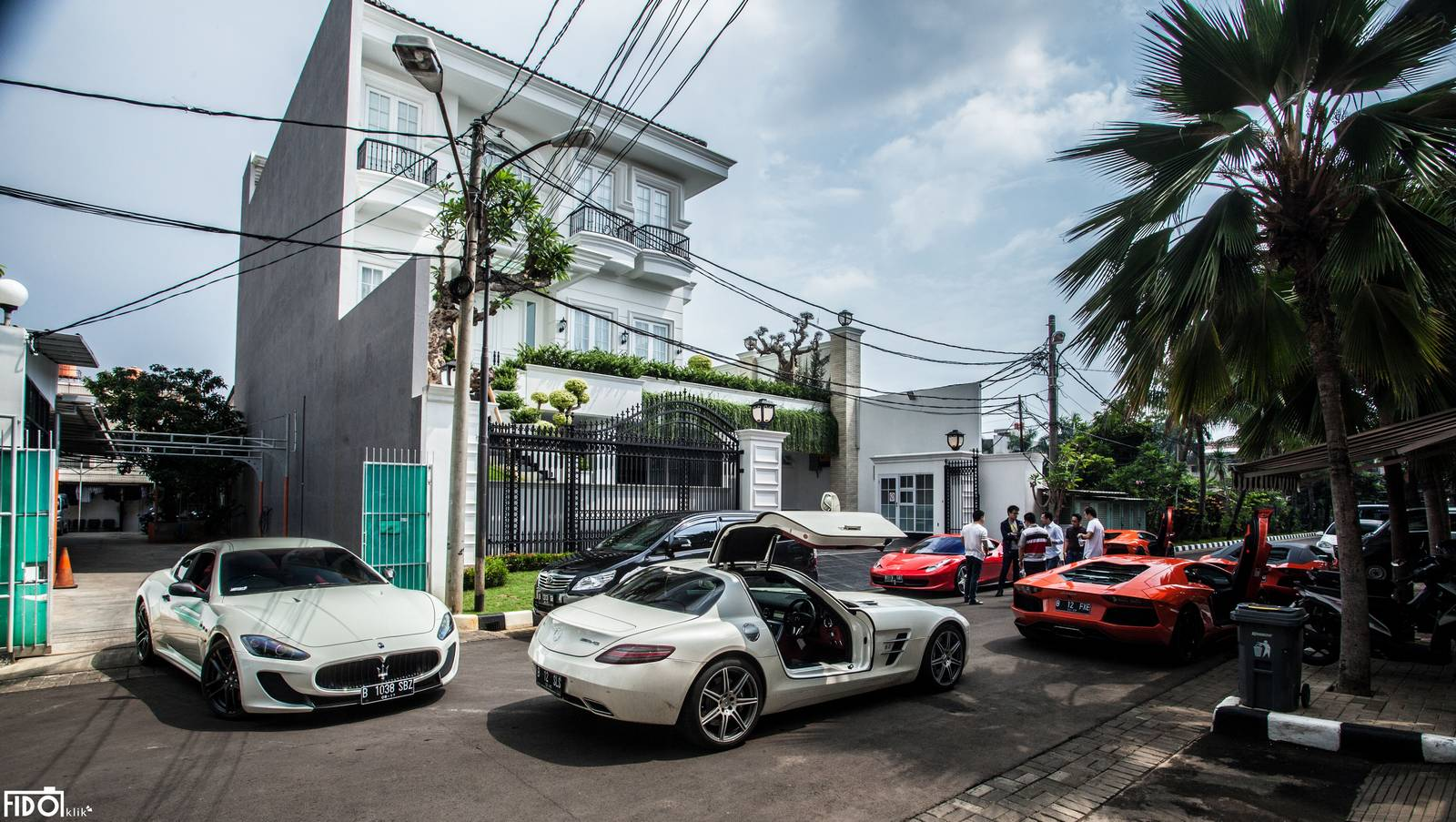 Gallery Supercar Club Of Indonesia Afternoon Rush Gtspirit