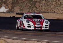 Video: Jeff Zwart's Pikes Peak 2013 Porsche 911 run