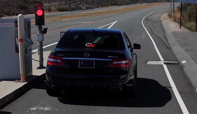 Video: Matt Farah Drives 850hp Mercedes-Benz E63 AMG by Weistec Engineering