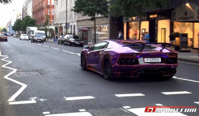 Video: London Millionaire Boy Racers - Episode 12