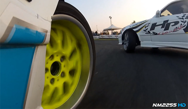 Video: Drifting in a 650hp BMW M3 by NM2255