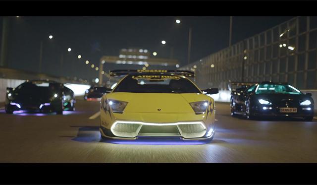 Video: Underground Hero: Love to Hate Me - Lamborghini Bosozoku