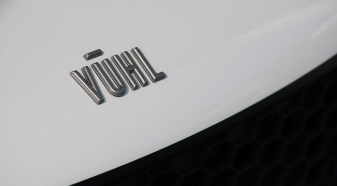 Vuhl 05 at Goodwood 2013