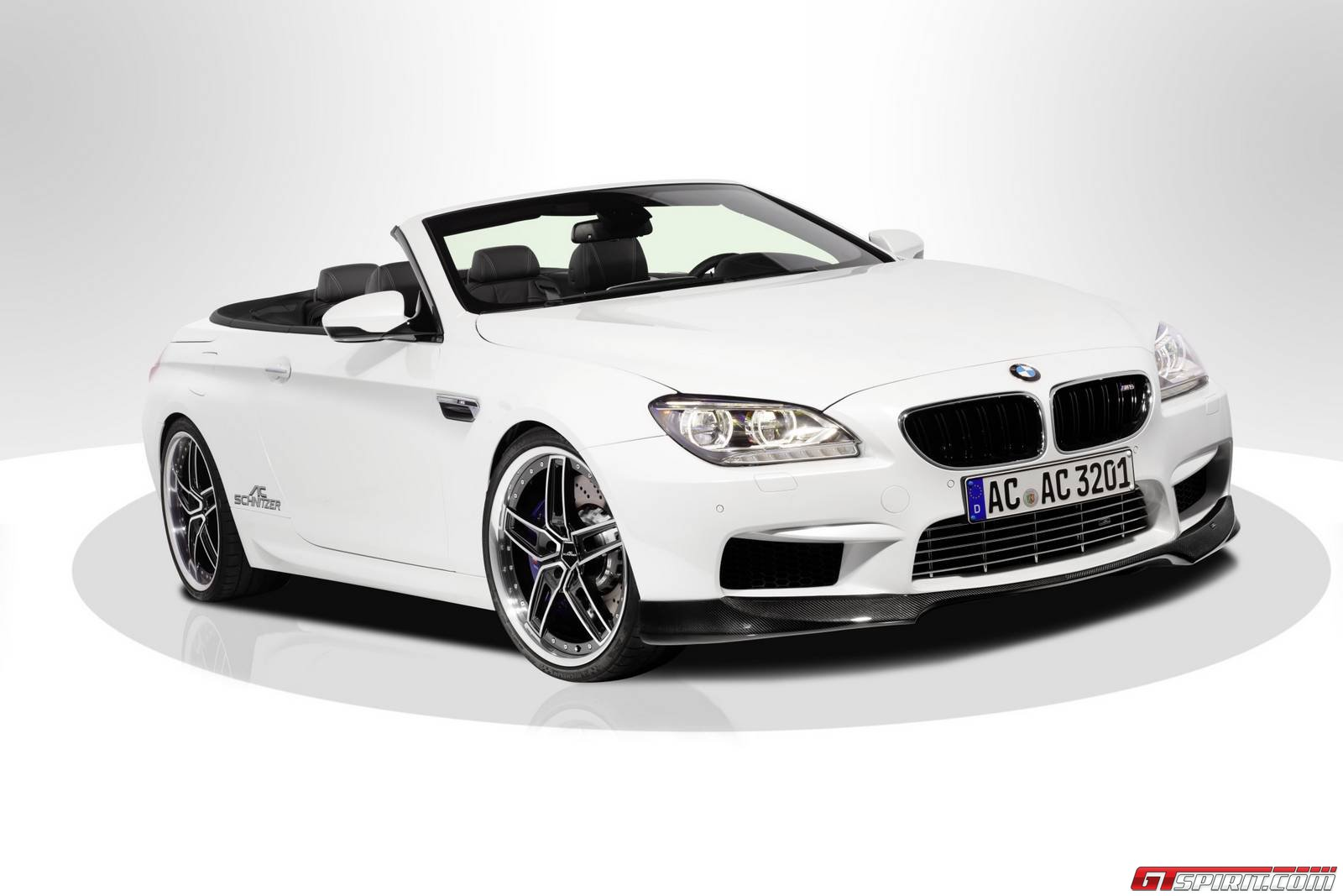 Official Ac Schnitzer Bmw M6 Coupe Convertible And Gran Coupe Gtspirit