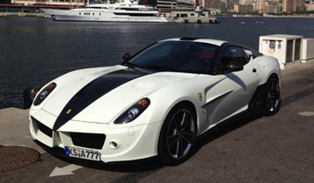 For Sale: Mansory Stallone for 260,000 Euros