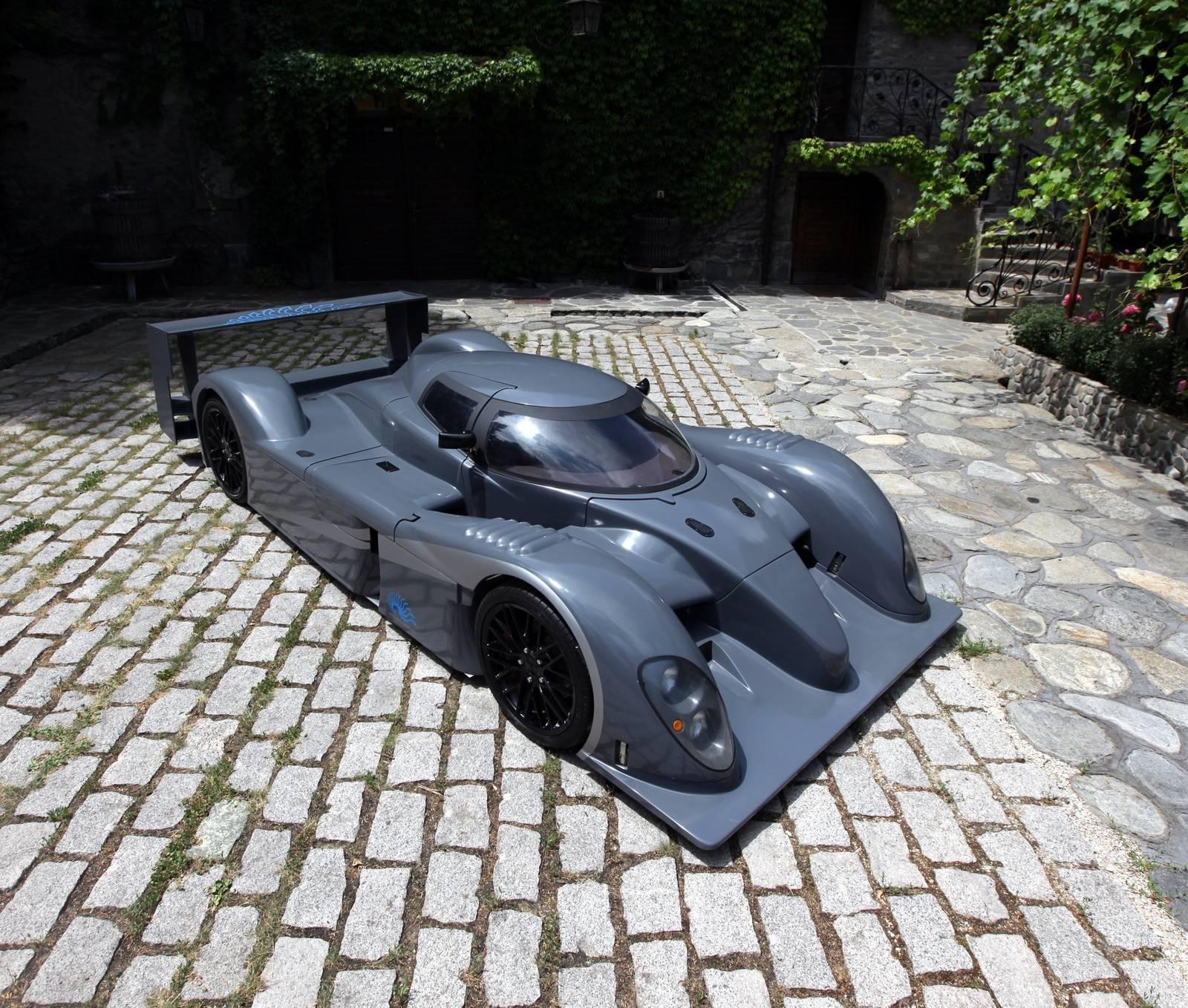 Bentley Speed 8 Lmp1