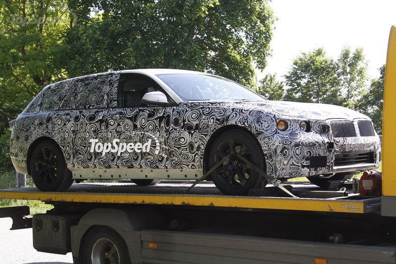 Spyshots: 2016 BMW 5-Series Touring