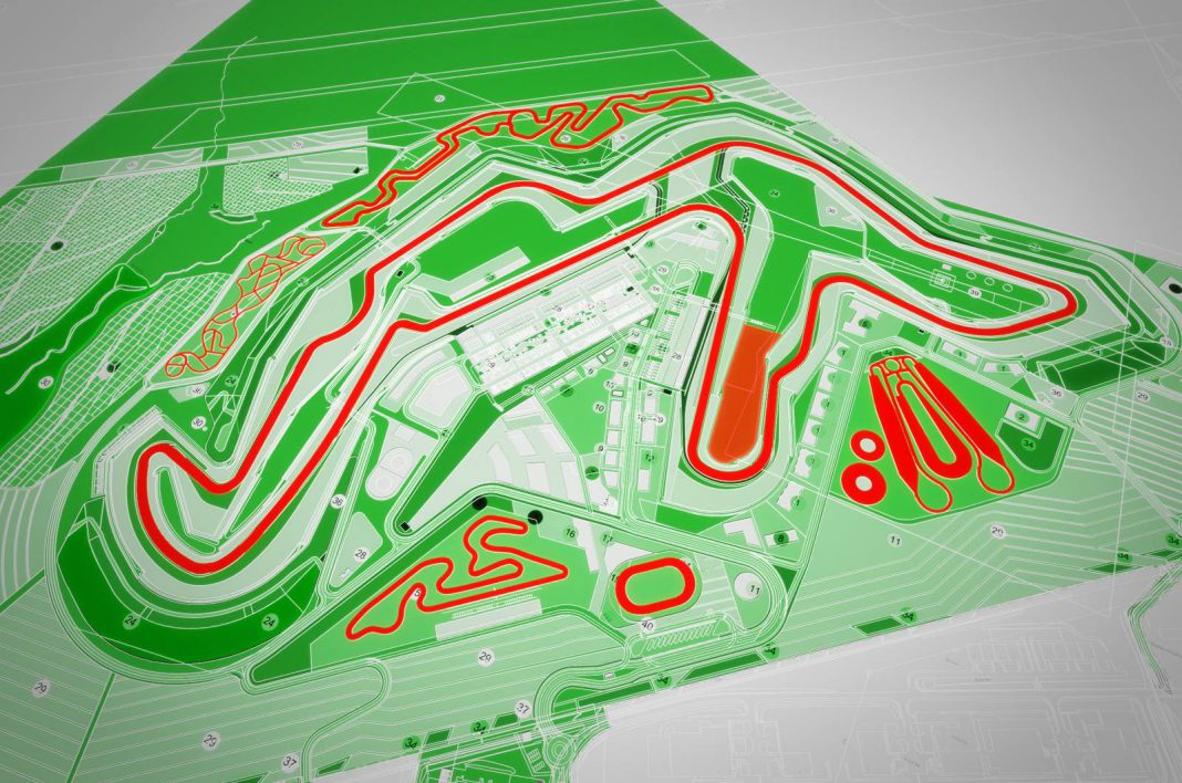 £280 Million Circuit of Wales Approved for 2016 Opening