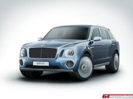 Bentley SUV Given the Green Light for Production