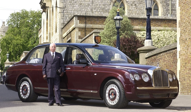 Bentley State Limousine Will Be Displayed at The Conoration Festival
