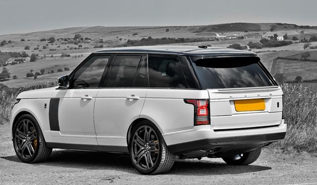 Official: 2013 Range Rover 4.4 SDV8 Vogue Signature Edition by Kahn Design
