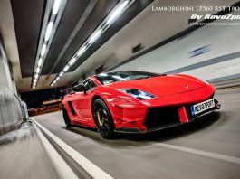 Official: Lamborghini Gallardo LP560-4 STS Aerokit by RevoZport