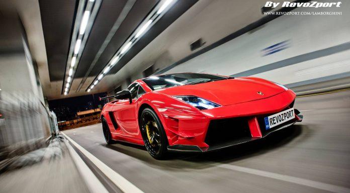 Official: Lamborghini Gallardo LP560-4 STS Aerokit by RevoZport
