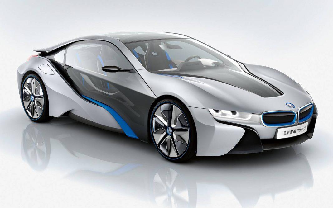 2014 BMW i8 to Debut at Frankfurt Motor Show 2013